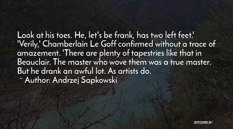 Andrzej Sapkowski Quotes 1147471
