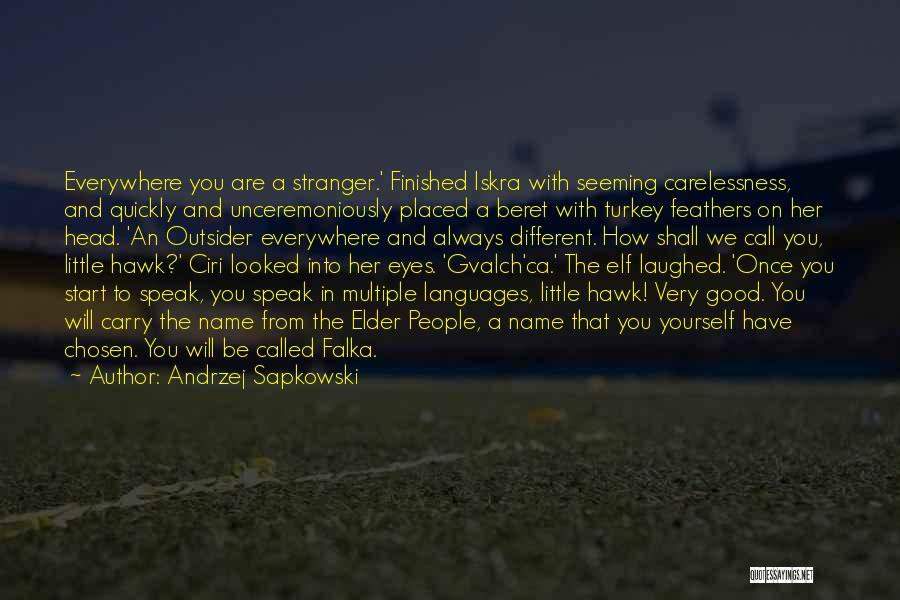 Andrzej Sapkowski Quotes 1158708
