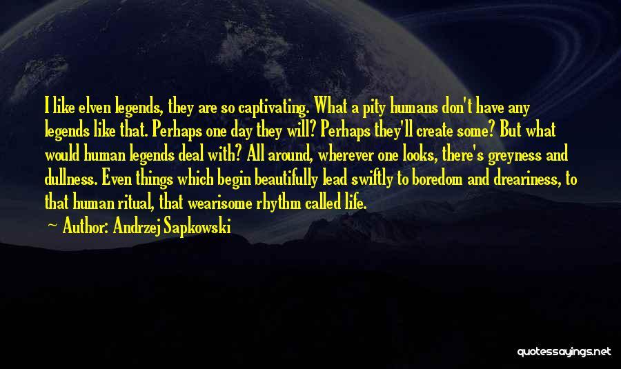 Andrzej Sapkowski Quotes 1221458