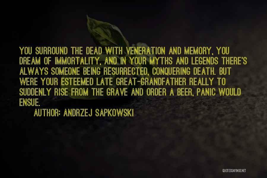 Andrzej Sapkowski Quotes 1269708
