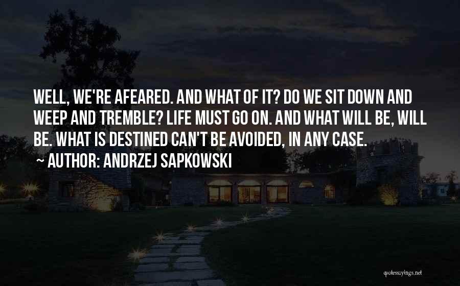 Andrzej Sapkowski Quotes 1501835