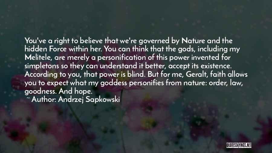Andrzej Sapkowski Quotes 1558043