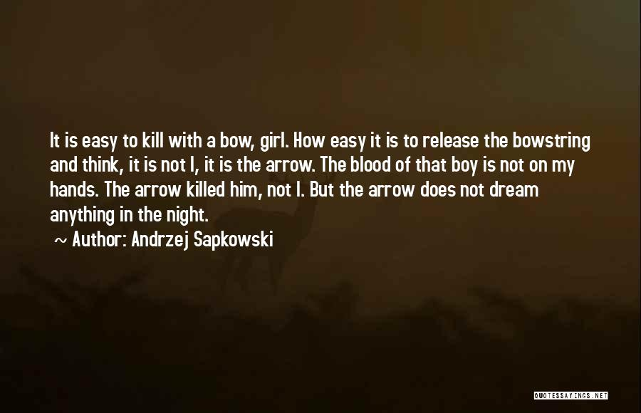 Andrzej Sapkowski Quotes 1616627