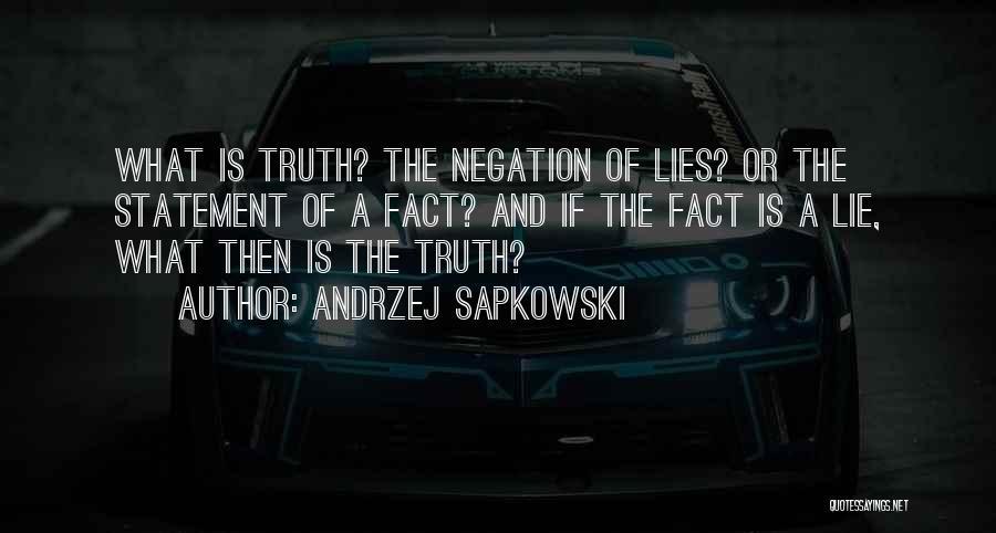 Andrzej Sapkowski Quotes 1627821