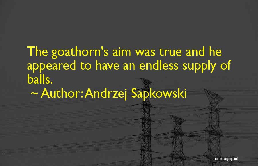 Andrzej Sapkowski Quotes 1705094