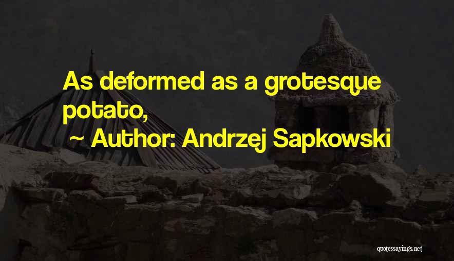 Andrzej Sapkowski Quotes 1729204