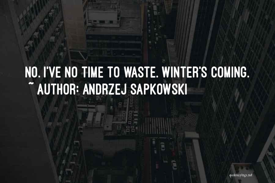 Andrzej Sapkowski Quotes 1755237