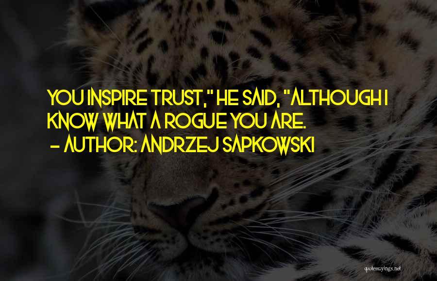 Andrzej Sapkowski Quotes 1866934