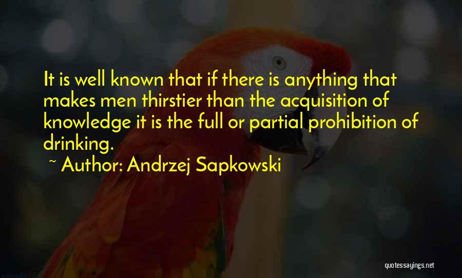 Andrzej Sapkowski Quotes 2011072