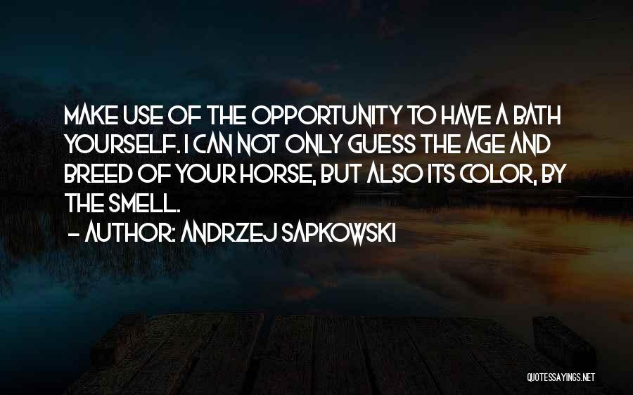 Andrzej Sapkowski Quotes 2121981