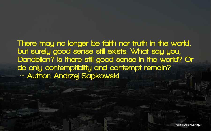 Andrzej Sapkowski Quotes 2195334