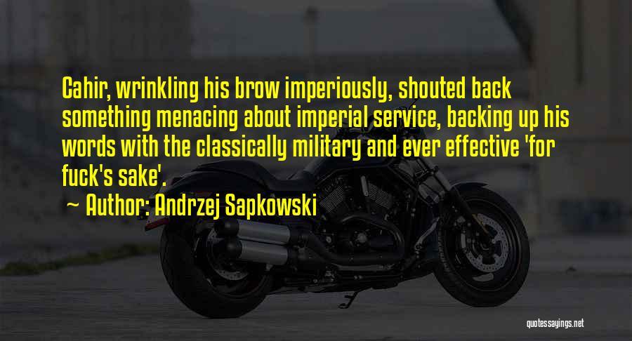 Andrzej Sapkowski Quotes 225360