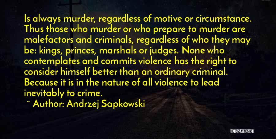 Andrzej Sapkowski Quotes 226382