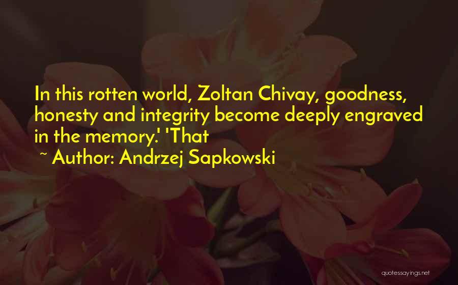 Andrzej Sapkowski Quotes 232226