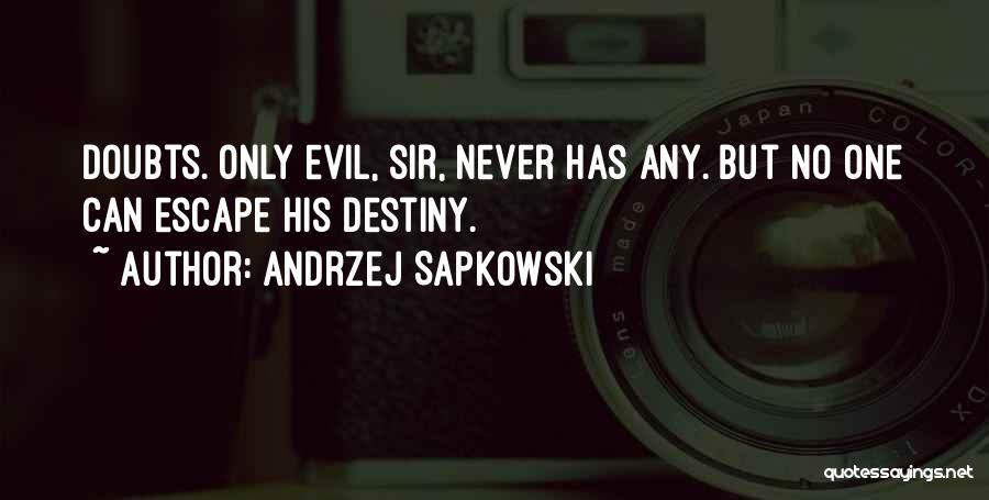 Andrzej Sapkowski Quotes 366597