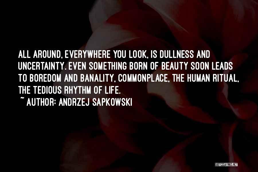 Andrzej Sapkowski Quotes 385711