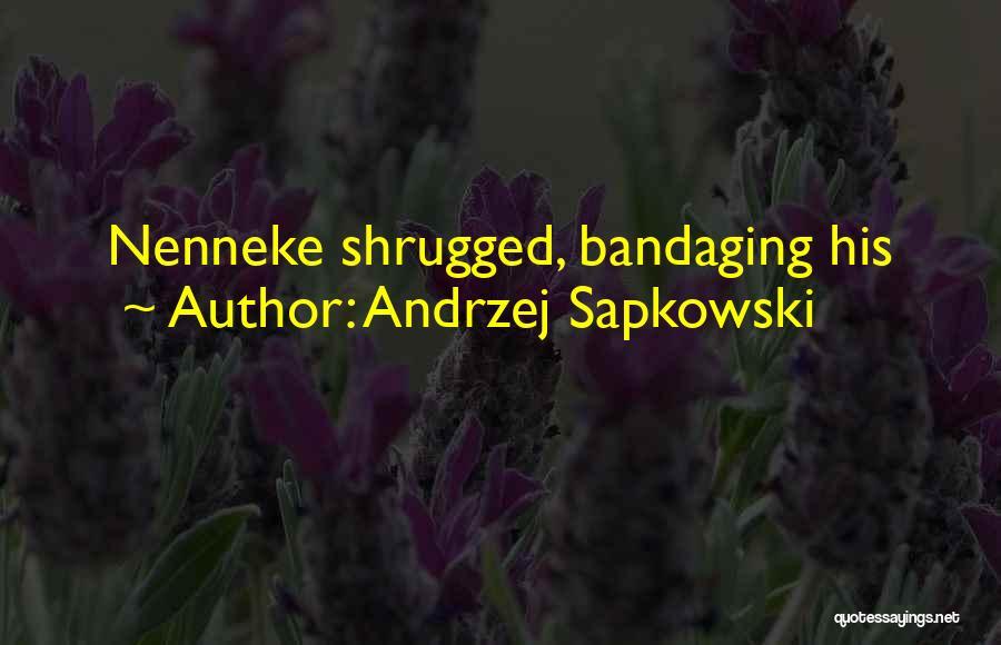 Andrzej Sapkowski Quotes 547718