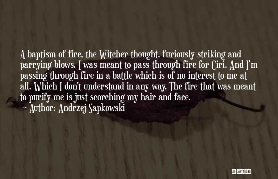 Andrzej Sapkowski Quotes 560859