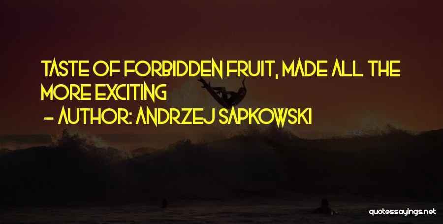 Andrzej Sapkowski Quotes 598118