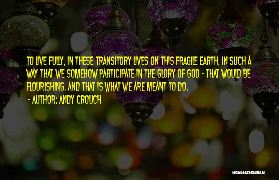 Andy Crouch Quotes 313608