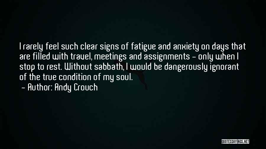 Andy Crouch Quotes 332077