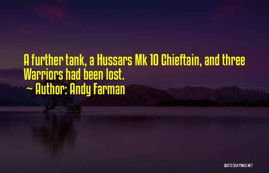 Andy Farman Quotes 1557654