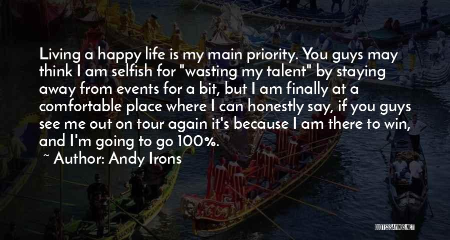 Andy Irons Quotes 2065644