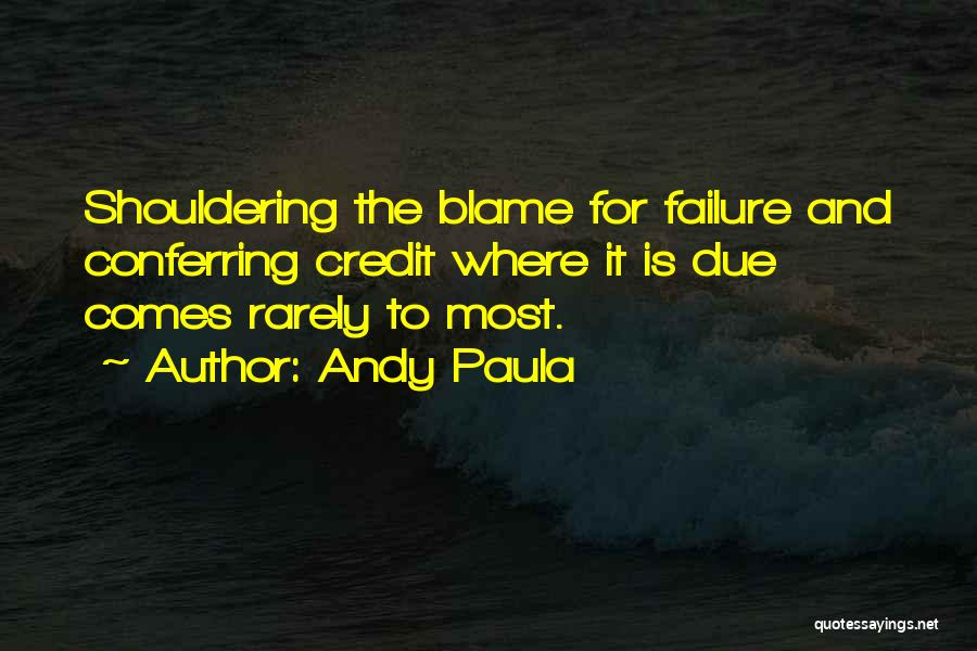 Andy Paula Quotes 2123637