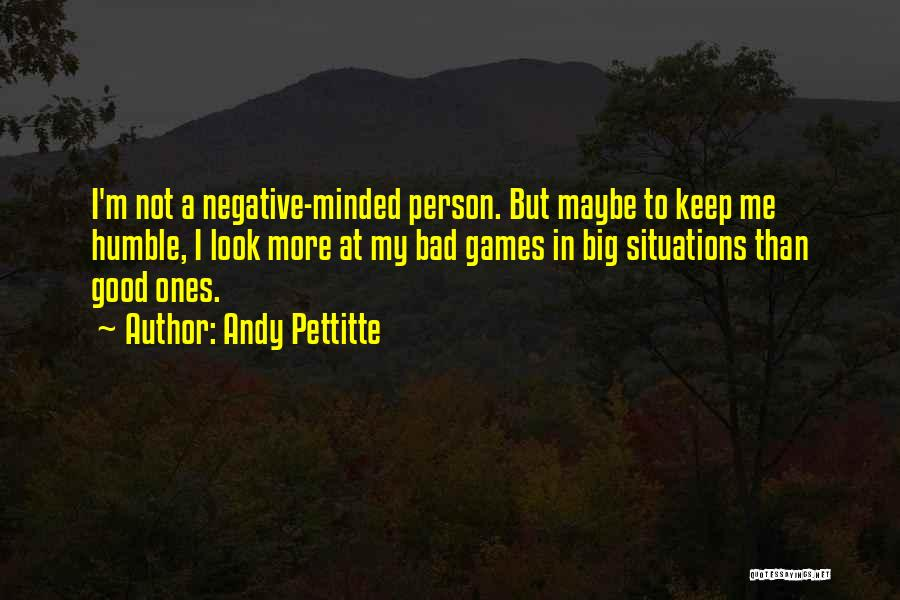 Andy Pettitte Quotes 199137