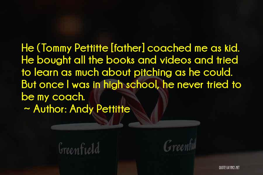 Andy Pettitte Quotes 504867