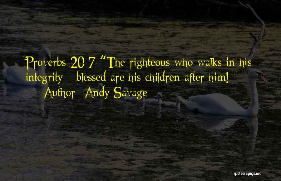 Andy Savage Quotes 134028
