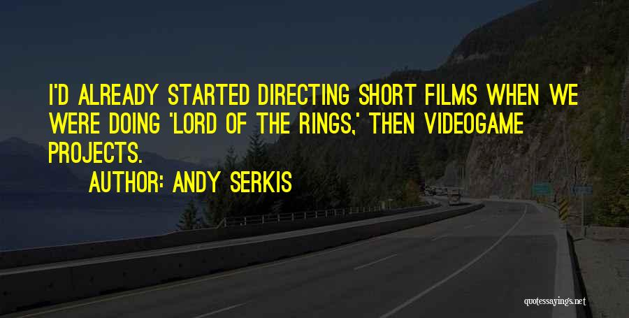 Andy Serkis Quotes 1378310