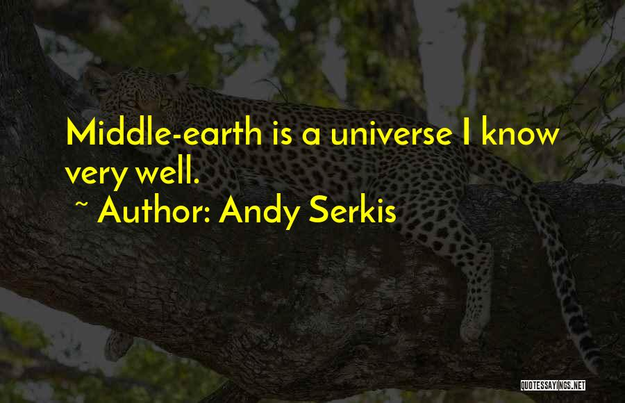 Andy Serkis Quotes 2140428