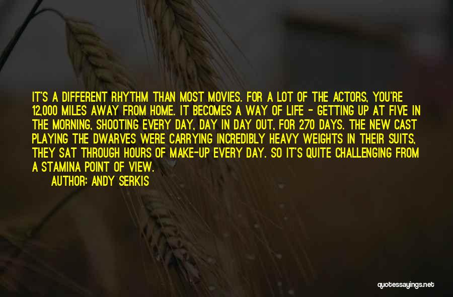 Andy Serkis Quotes 857660