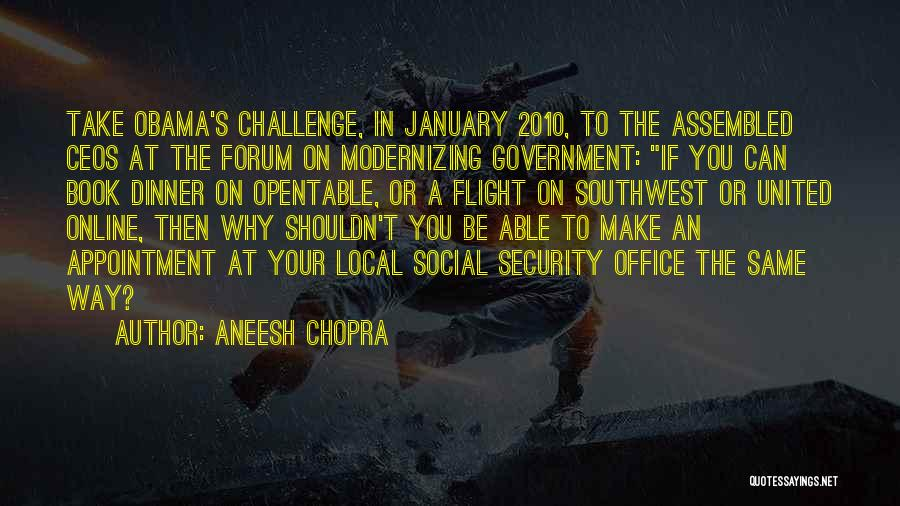 Aneesh Chopra Quotes 1589524