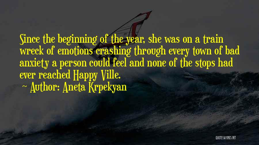 Aneta Krpekyan Quotes 1245079