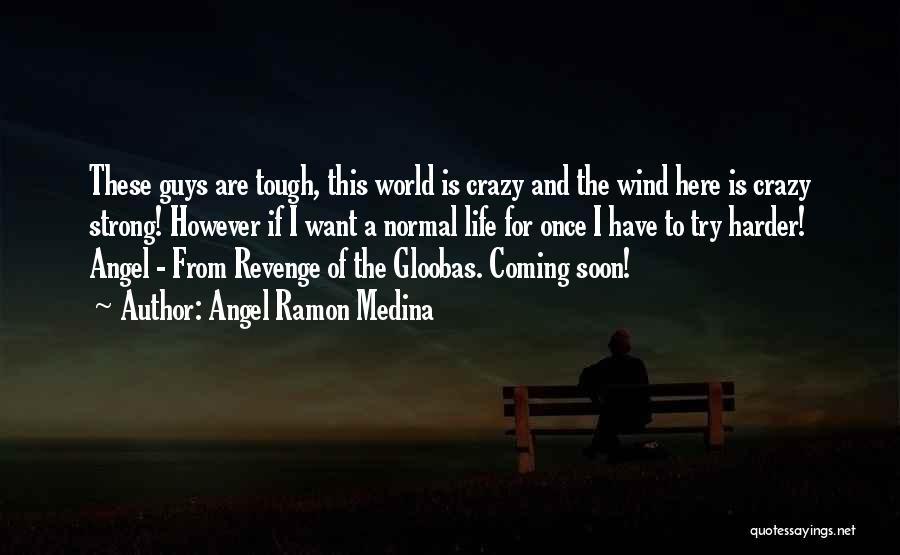 Angel Ramon Medina Quotes 1563465