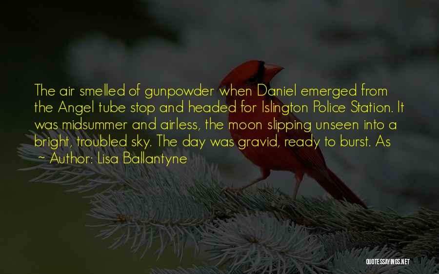 Angel Station Quotes By Lisa Ballantyne