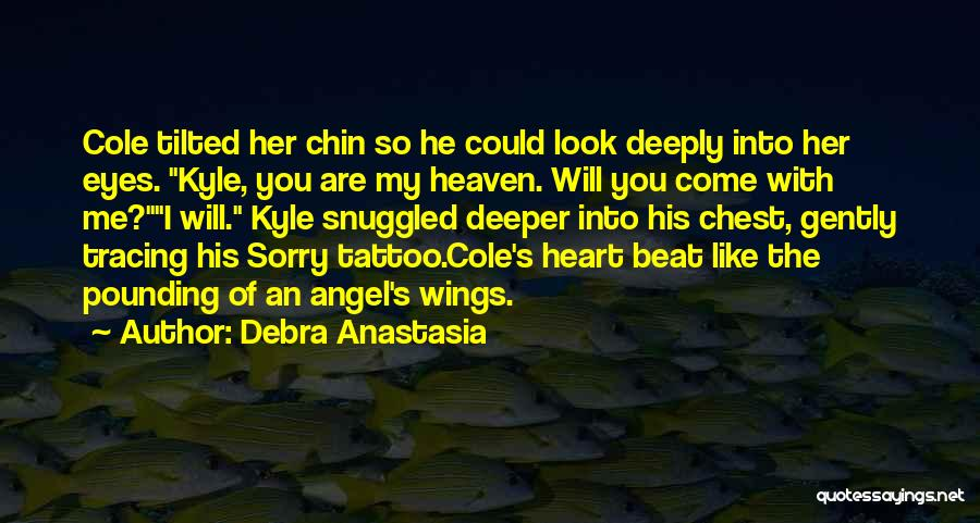 Angel Wings Tattoo Quotes By Debra Anastasia