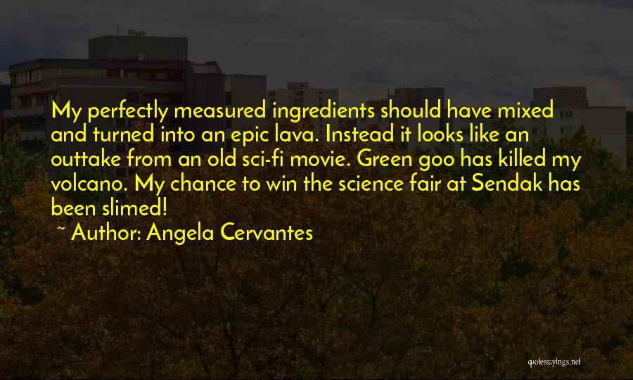 Angela Cervantes Quotes 1254689