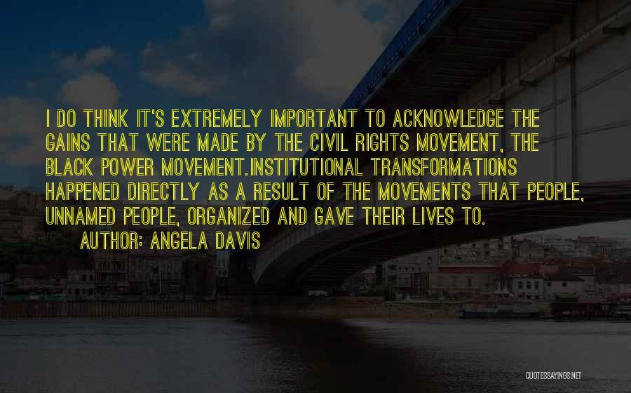 Angela Davis Quotes 1047377