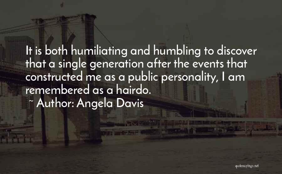 Angela Davis Quotes 155250