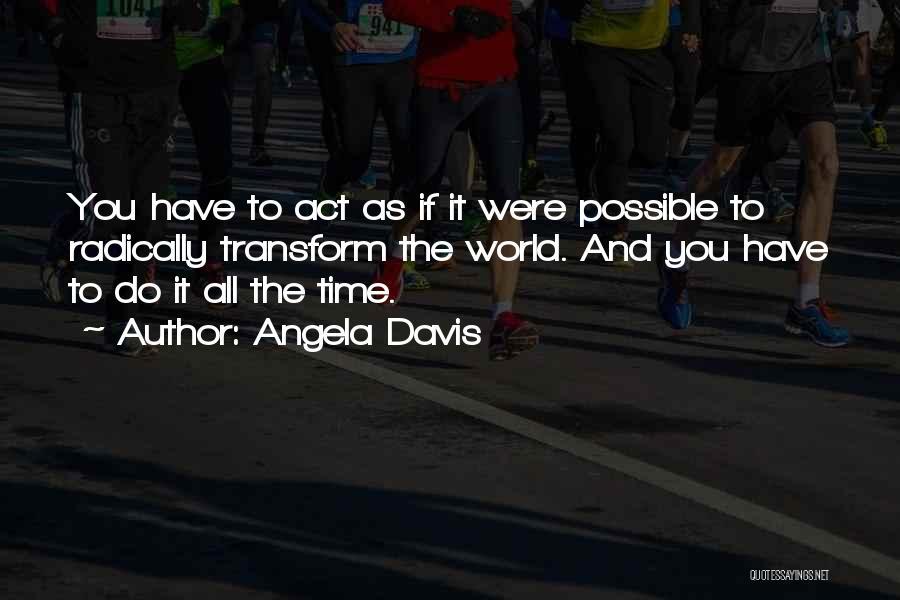 Angela Davis Quotes 2239174