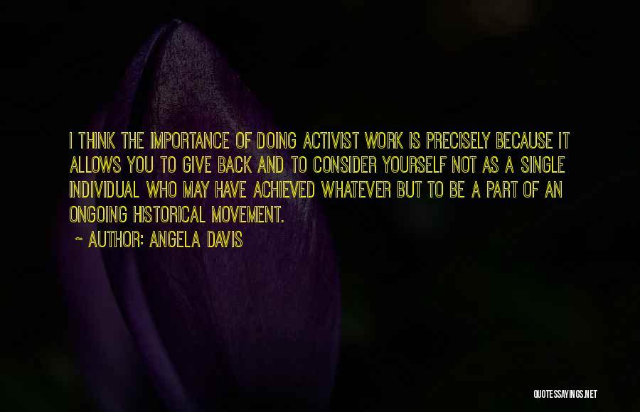 Angela Davis Quotes 274665