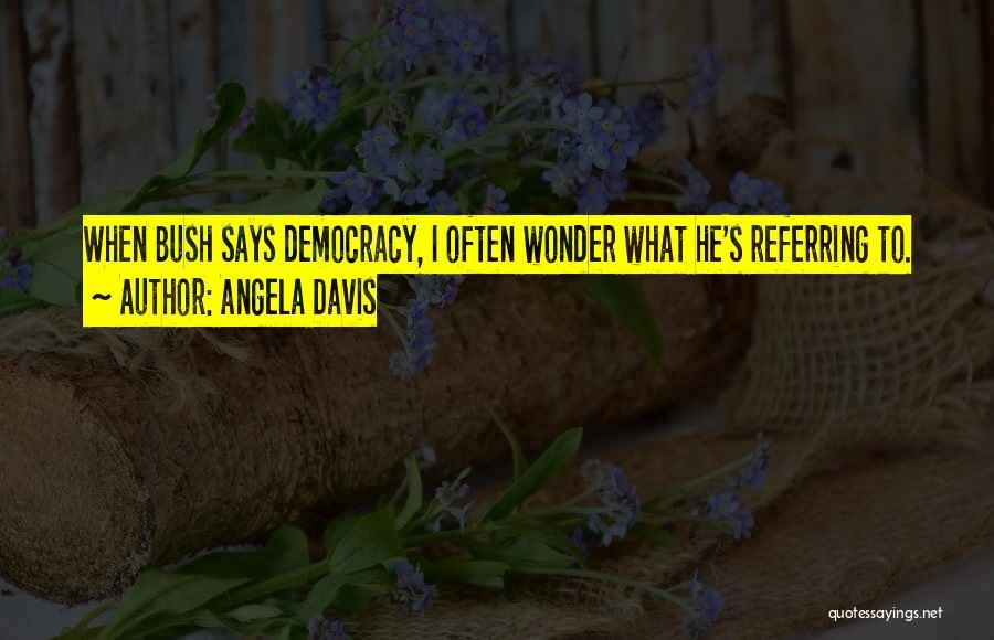 Angela Davis Quotes 402511
