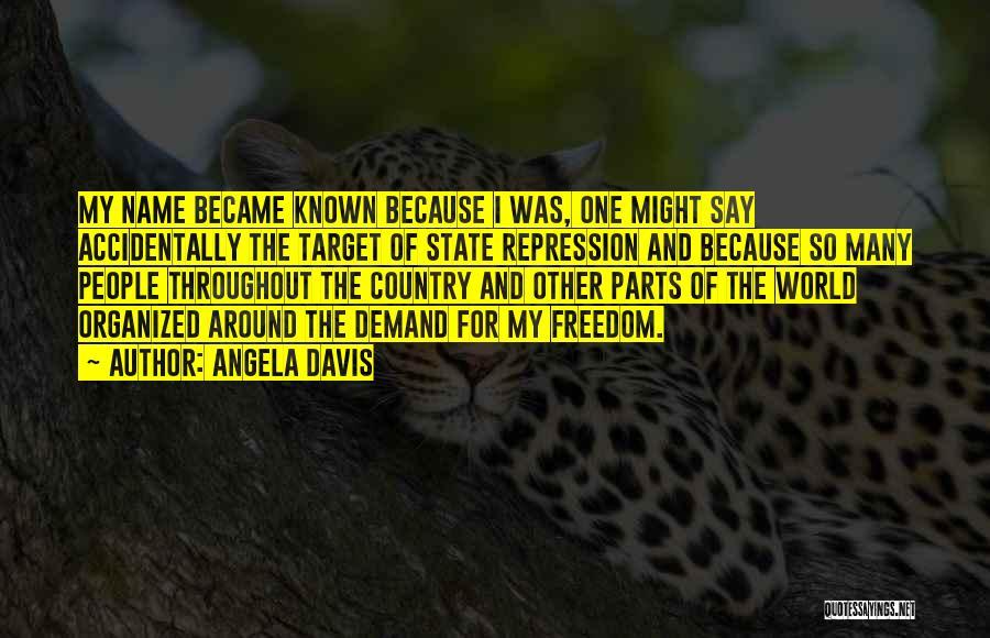 Angela Davis Quotes 485103