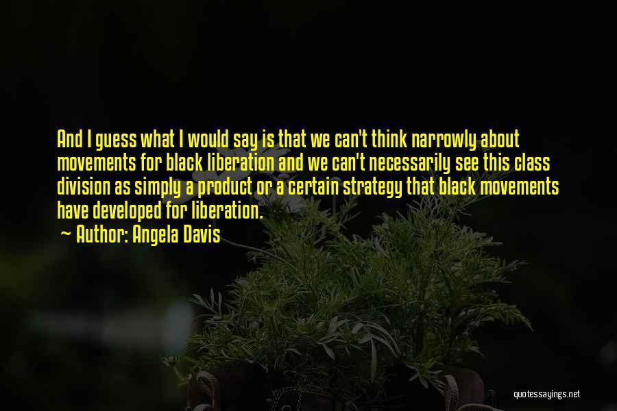 Angela Davis Quotes 654075