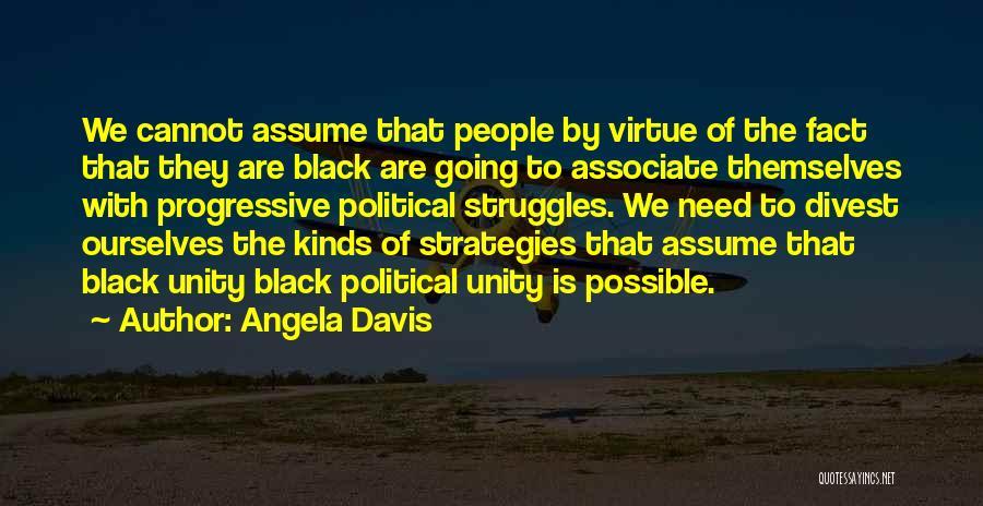 Angela Davis Quotes 708107