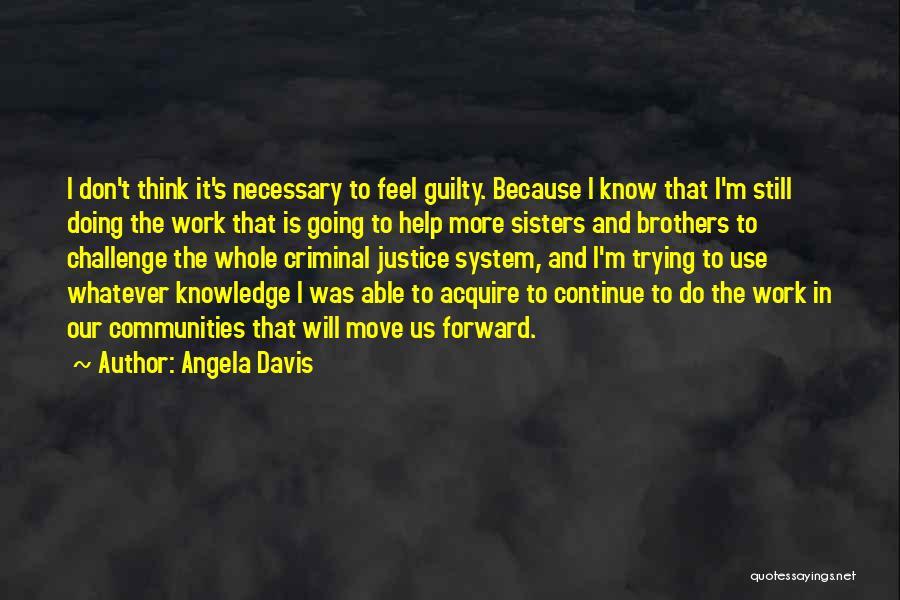 Angela Davis Quotes 733195