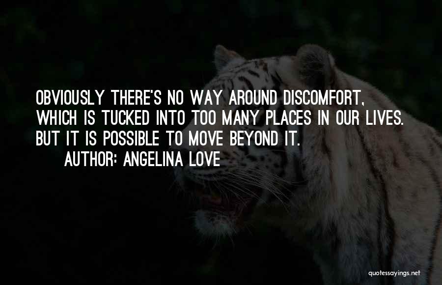 Angelina Love Quotes 1088868